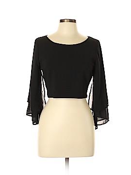 Blush 3/4 Sleeve Blouse Size L
