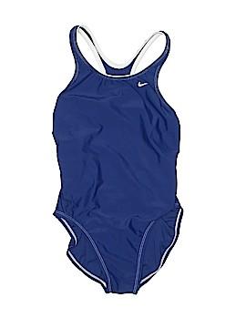 Nike One Piece Swimsuit Size 6