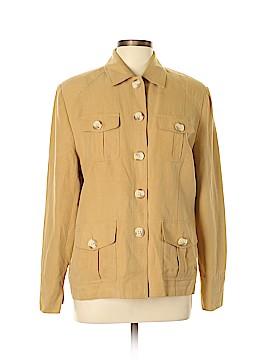 Nygard Collection Silk Blazer Size 12