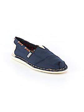 TOMS Flats Size 8