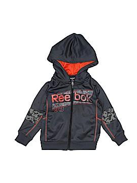 Reebok Zip Up Hoodie Size 2T