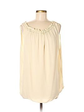 Ulla Johnson Sleeveless Silk Top Size 8