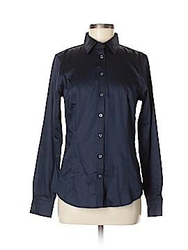 Banana Republic Long Sleeve Button-Down Shirt Size 8