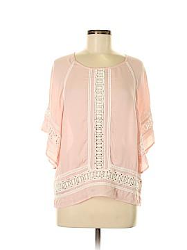 Karen Kane 3/4 Sleeve Blouse Size S