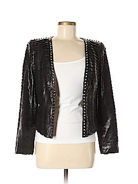 Unbranded Clothing Leather Jacket Size 6