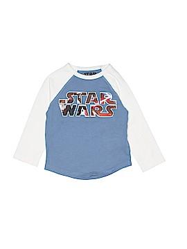 Star Wars Long Sleeve T-Shirt Size 2T