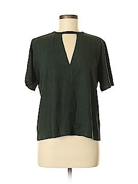 Karlie Short Sleeve Blouse Size M