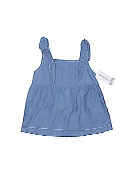 Carter's Sleeveless Blouse Size 9 mo