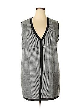 Marina Rinaldi Wool Cardigan Size 16 (L)