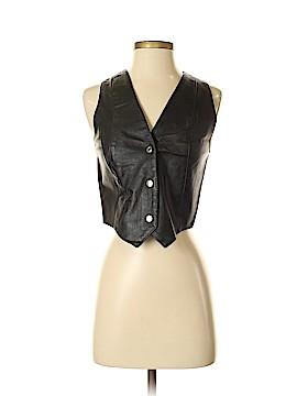 Wilsons Leather Tuxedo Vest Size S