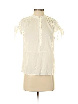Vero Moda Short Sleeve Button-Down Shirt Size M
