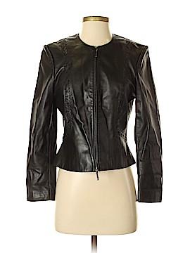 Classiques Entier Leather Jacket Size S (Petite)