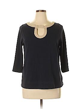 Lane Bryant 3/4 Sleeve Top Size 14/16 Plus (Plus)