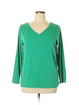 Lane Bryant Long Sleeve T-Shirt Size 14 /16Plus (1) (Plus)