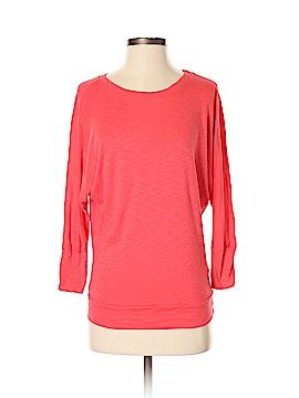 Cynthia Rowley TJX 3/4 Sleeve T-Shirt Size S