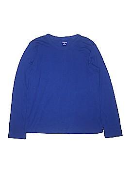 Lands' End Long Sleeve T-Shirt Size 14 - 16