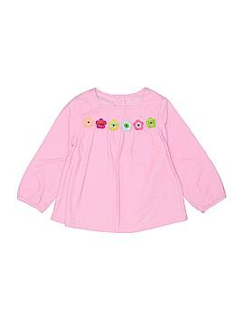 Gymboree Long Sleeve Blouse Size 3T