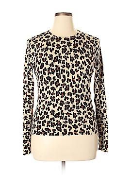Isaac Mizrahi Silk Pullover Sweater Size XL