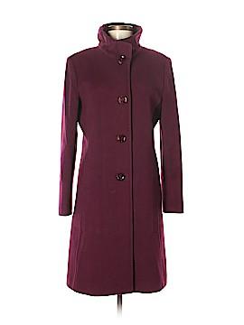 Cinzia Rocca Due Wool Coat Size 8