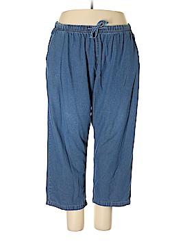 Mainstreet Blues Casual Pants Size 24 (Plus)