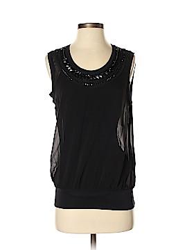 DKNY Sleeveless Silk Top Size S