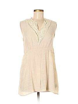 Cynthia Rowley TJX Sleeveless Blouse Size M