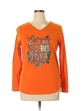 Walmart Long Sleeve T-Shirt Size XL