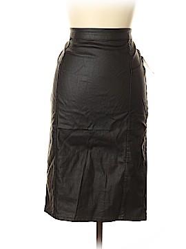 FASHION TO FIGURE Casual Skirt Size 0X Plus (0) (Plus)
