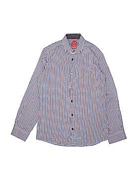 English Laundry Long Sleeve Button-Down Shirt Size XS