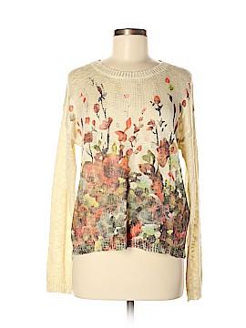 Smash Pullover Sweater Size L
