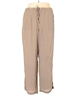 Avenue Silk Pants Size 18 - 20 Plus (Plus)
