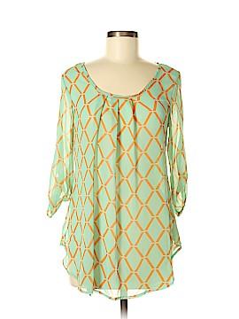 Yahada 3/4 Sleeve Blouse Size L