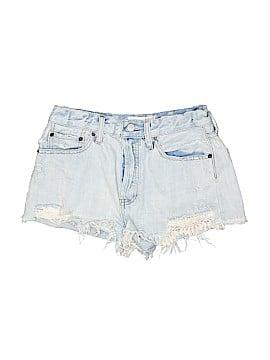 We the Free Denim Shorts 27 Waist