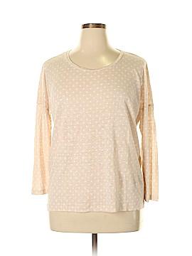 Madewell 3/4 Sleeve T-Shirt Size XL