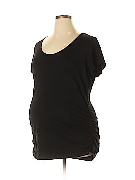 Old Navy Short Sleeve T-Shirt Size XXL (Maternity)