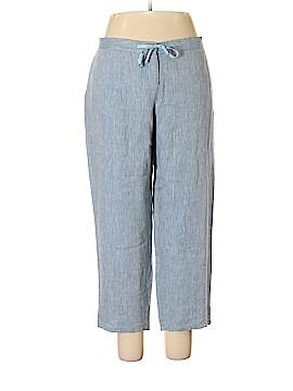 Boden Linen Pants Size 12
