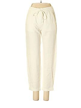 J. Crew Factory Store Linen Pants Size 00