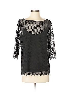 Rene Lezard 3/4 Sleeve Blouse Size 36 (EU)