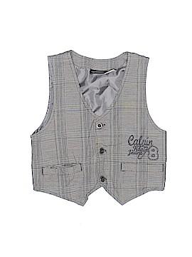 CALVIN KLEIN JEANS Tuxedo Vest Size 4T