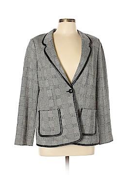 St. John Wool Blazer Size 14