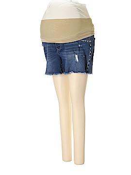 Jessica Simpson Denim Shorts Size L (Maternity)