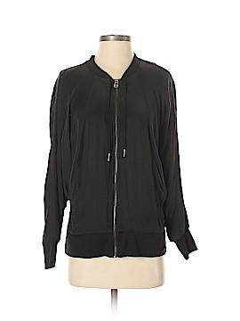 David Lerner Silk Blazer Size S