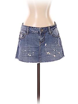 XXI Denim Skirt Size M