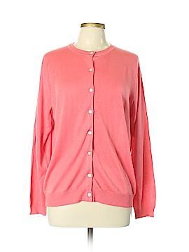 Liz Claiborne Silk Cardigan Size XL