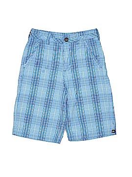 Quicksilver for J. Crew Khaki Shorts Size 7