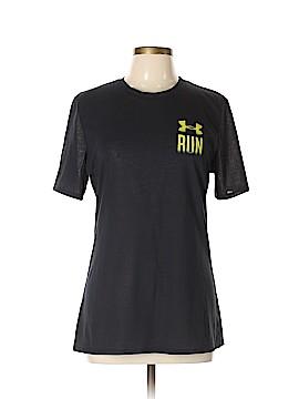 Under Armour Short Sleeve T-Shirt Size L