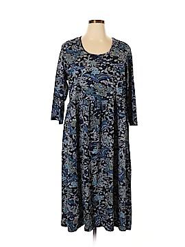 Ulla Popken Casual Dress Size 20/22 (Plus)