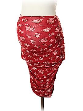 Lilac Maternity Casual Skirt Size XS (Maternity)