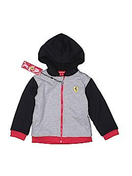 Ferrari Zip Up Hoodie Size 18-24 mo