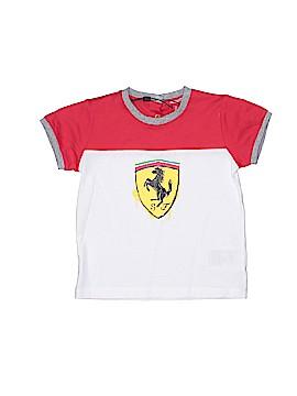 Ferrari Short Sleeve T-Shirt Size 18-24 mo